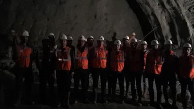 Sabuncubeli Tünelleri 2016 - 616