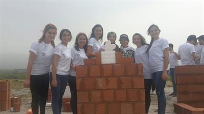 Tuğla Duvar Örme Yarışması